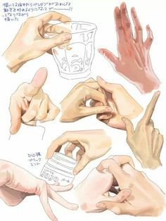 Hand Reference On Face Drawings Body Drawing, Anatomy Drawing, Anatomy Art, Drawing Hands, Drawing Practice, Drawing Poses, Figure Drawing, Body Sketches, Art Sketches