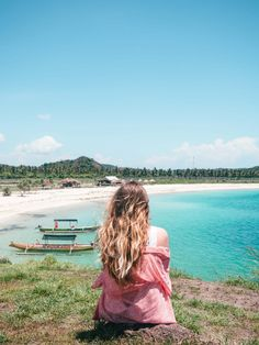 Tanjung Aan the best beach in Lombok