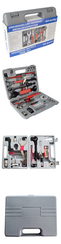 Tools 177846: 29 44Pcs Bike Cycling Bicycle Maintenance Repair Hand Wrench Tool Kit Box Case -> BUY IT NOW ONLY: $30.41 on eBay!