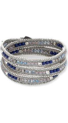 Check out this awesome BooHoo style bracelet at Rocksbox