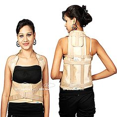 Taylor Back Brace : GPC Medical Ltd. - Exporter and manufacturers of Taylor brace superior, taylor back brace, knight taylor orthosis, taylor orthosis, taylor braces from India.
