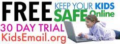 30 day trial Kids Email, 30 Day, Trials, Children, Young Children, Boys, Kids, Child, Kids Part