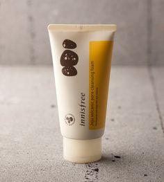 The Innisfree Jeju Volcanic Pore Cleansing Foam (£10.00) is perfect for oily or problematic skin.