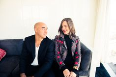 What happens when you're loose in the Standard NY with your favorite designers? This: http://www.thecoveteur.com/spring-cfda-holiday-collection/