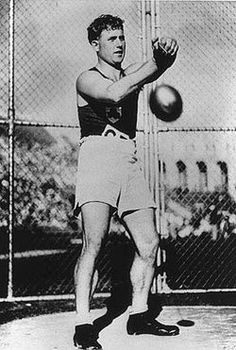 Pat O' Callaghan - Irish athlete,two time Olympic gold medalist and first winner of the Olympic gold for Ireland. Soldier Songs, Hammer Throw, Irish Bar, Irish People, Dublin Ireland, Olympic Games, We The People, Olympics, The Past