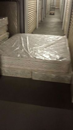 Brand New In Plastic Ortho Simplicity Hybrid Spring Mattress With Memory Foam Padding Firm 20 Yr Warranty Full Set 249 Plus Tax Or Pick Up For