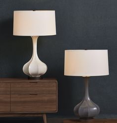 Rejuvenation Made in America: Pike Table Lamps #GuestGetReady