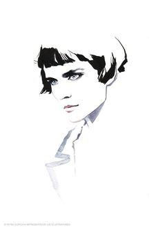 Die Illustratoren - Portfolio - Petra Dufkova