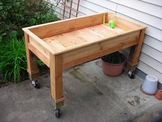 Question about portable garden bed (gardening for beginners forum at permies)