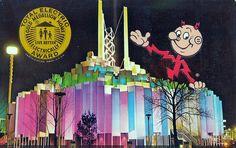 Tower of Light, New York World's Fair 1964-65