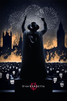 V For Vendetta (Manev) – Mondo