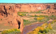 Canyon de Chelly, New Mexico - definitely one of the most spiritual places that I have visited.