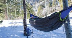 Eagles Nest Outfitters Inc.: Hammock Insulation