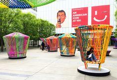 Los Trompos (Spinning Tops) By Mexican Designers Esrawe + Cadena