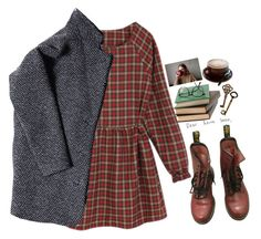 I've been waking up alone by tickling on Polyvore featuring Dr. Martens, women's clothing, women's fashion, women, female, woman, misses and juniors