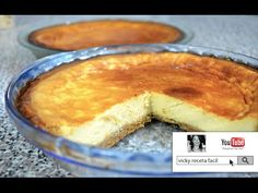 RECETA DE PAY DE QUESO :) - YouTube