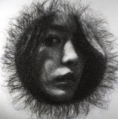 A.mazing portraits made from wire mesh  http://enpundit.com/2012/portraits-made-from-wire-mesh-by-seung-mo-park#