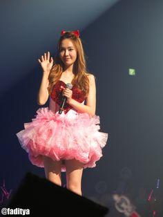 #GGWT #Snsd #GG #Soshi #fantaken #Sone #live #concert #worldtour #Jakarta #3rdConcertTour #Jessica #JessicaJung