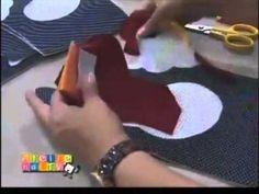 Dica Ana Cosentino: Pegador de Panelas Galinha (Ateliê na TV 27/02/2013)
