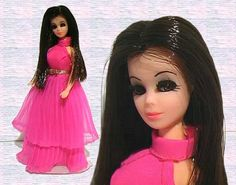Angie in Neat Pleats ~~~ I loved my little dolls by Topper!