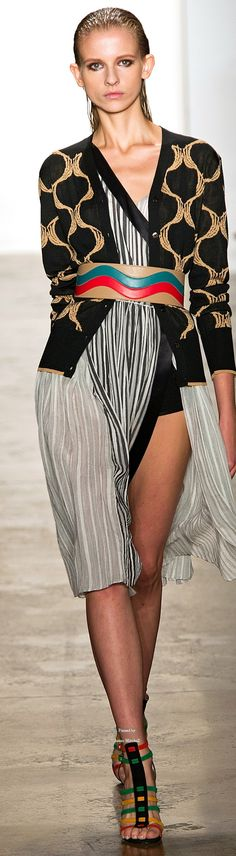 b3806e67e7 Sophie Theallet Spring Summer 2015 Ready-To-Wear collection Sophie Theallet,  Spring Summer