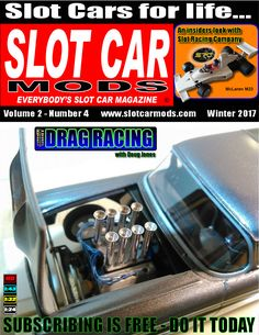 Totally awesome FREE slot car magazine !