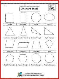 1000+ images about 2D & 3D Shape Printables on Pinterest ...
