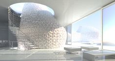 3D Printed House 1.0 – Printed in Salt and Like Nothing You've Seen Before http://3dprint.com/6974/3d-printed-house/