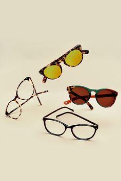 63fcf28df13c Maripier X BonLook collaborations offers NOLA sunglasses and NADINE glasses.  Bingal, Jade merlot,