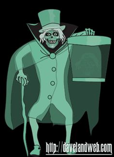 Hatbox Ghost art