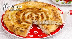Tavada Pratik Su Böreği Tarifi Quiche, Pancakes, Food And Drink, Pie, Pasta, Dishes, Breakfast, Desserts, Torte
