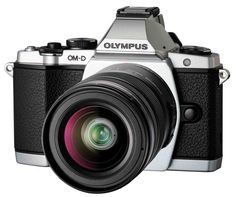 Olympus OM-D E-M5 - Mother of all M4/3s cameras! What a beauty!