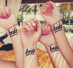 Braut Tattoo