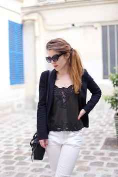 Elodie in Paris: RETRO WOMENS FASHION CAT EYE SUNGLASSES 8298