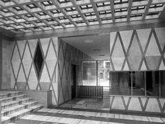 Secondo restauro di casa Girola - Piero Portaluppi - itineraries - Ordine degli architetti, P.P.C della provincia di Milano