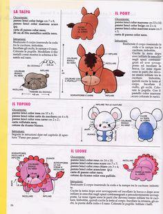 animali pannolenci