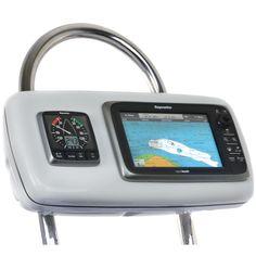 NavPod GP2040-15 SystemPod Pre-Cut f-Raymarine c95-c97-e95-e97 & 1 Instrument [GP2040-15]