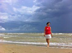 la spiaggia di cesenatico