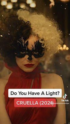 Amazing Movies, Good Movies, Cruella Deville, Disney Makeup, Blackpink Funny, Emma Thompson, Emma Stone, Movie Quotes, Halloween Makeup