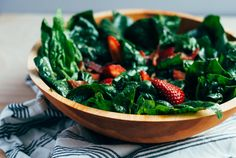 strawberry-salad-with-bacon