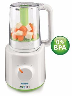 AVENT Combined Steamer & Blender - baby food maker :D