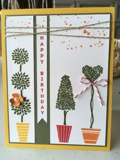 Vertical Birthday Greetings