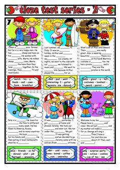 Second of the cloze test series. this one mainly focuses on general vocabulary, and then tenses, quantifiers, prepositions of time, uncountables and etc. Hope it helps. Pronoun Worksheets, Prepositions, Student Folders, Cloze Activity, Beauty And The Best, Cute Posts, Home Learning, His Hands, Learn English