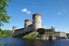Castle, Finland Savonlinna Fortress Castle Lake Fi #castle, #finland, #savonlinna, #fortress, #castle, #lake, #fi