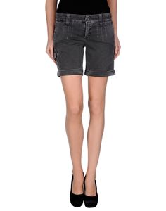 S.o.s By Orza Studio | Gray Denim Shorts | Lyst
