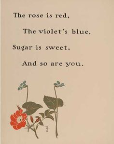 valentine roses red poems