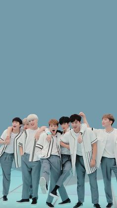 Monsta X Wallpaper ❤