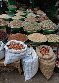 Omdurman market . Sudan