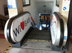 metro per aeroporto