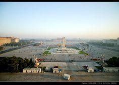Plaza de Tiananmen  Fotografía: Agente Europamundo Beijing, Asia, Plaza, Paris Skyline, The Good Place, Nice, Travel, The Neighbourhood, Circuits